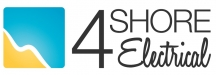4Shore Electrical - Electrician Burleigh Waters logo