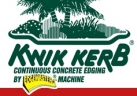 Kwik Kerb Melbourne Concrete Edging logo