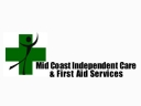 Mid Coast Independent Care & First Aid Services Taree logo