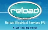 Reload Electrical Services - Electrical Contractor Campbellfield logo
