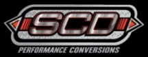 SCD Performance Conversions - RHD Conversion Brisbane logo