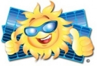 Pure Sunshine Solar Cleaning - Solar Panel Cleaning Brisbane logo