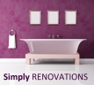 Simply Renovations Melbourne - Kitchen, Bathroom & Laundry logo