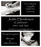 Weddings With Justin - Civil Celebrant - Wedding Celebrant Gippsland logo