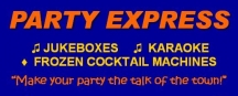 Party Express - Karaoke Machine Hire Gawler logo