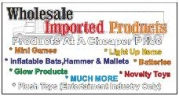 Wholesale Imported Products - Wholesale Imports logo