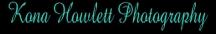 Kona Howlett Photography logo