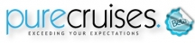 Pure Cruises Luxury Boat Hire Sydney Harbour Specialists logo