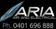 Aria Air and Electrical - Air Conditioning Installation Newstead | Brisbane Northside logo