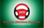 United Driving School - Driving Instructor Five Dock logo