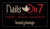 Nails on 7 - Nail Salon Docklands logo