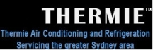 Thermie Air Conditioning Services Castle Hill Pennant Hills NSW logo
