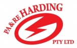 PA & RE Harding - Electrician Victor Harbour logo