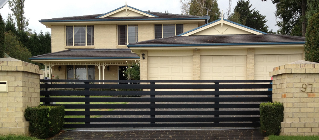 Security Gates Berrima, Remote Control Gates Bowral, Garage Doors Goulburn