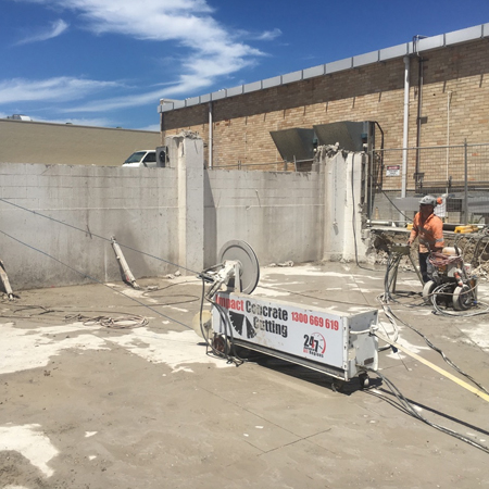 Concrete Cutting Liverpool, Wall Sawing Brookvale, Road Sawing Campbelltown