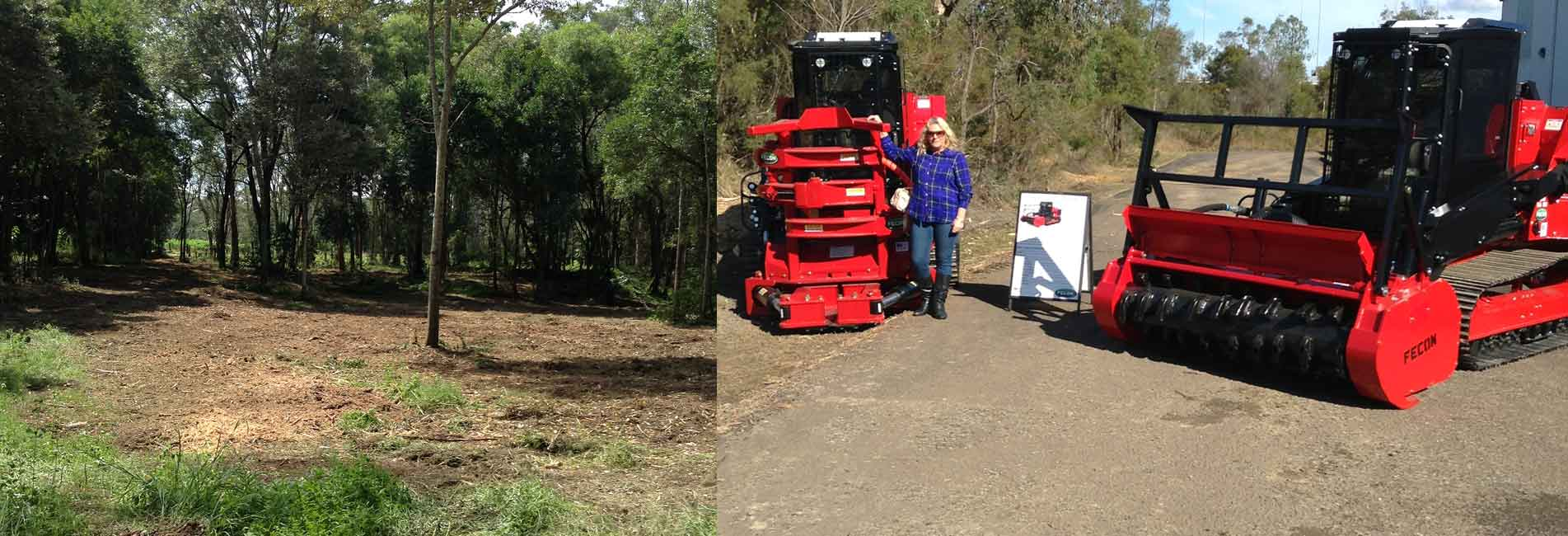 Mulching Bateau Bay, Land Clearing Gosford, Under Scrubbing Newcastle