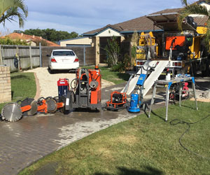 Concrete Cutting Gympie, Concrete Drilling Caloundra, Soft Cut Kilcoy