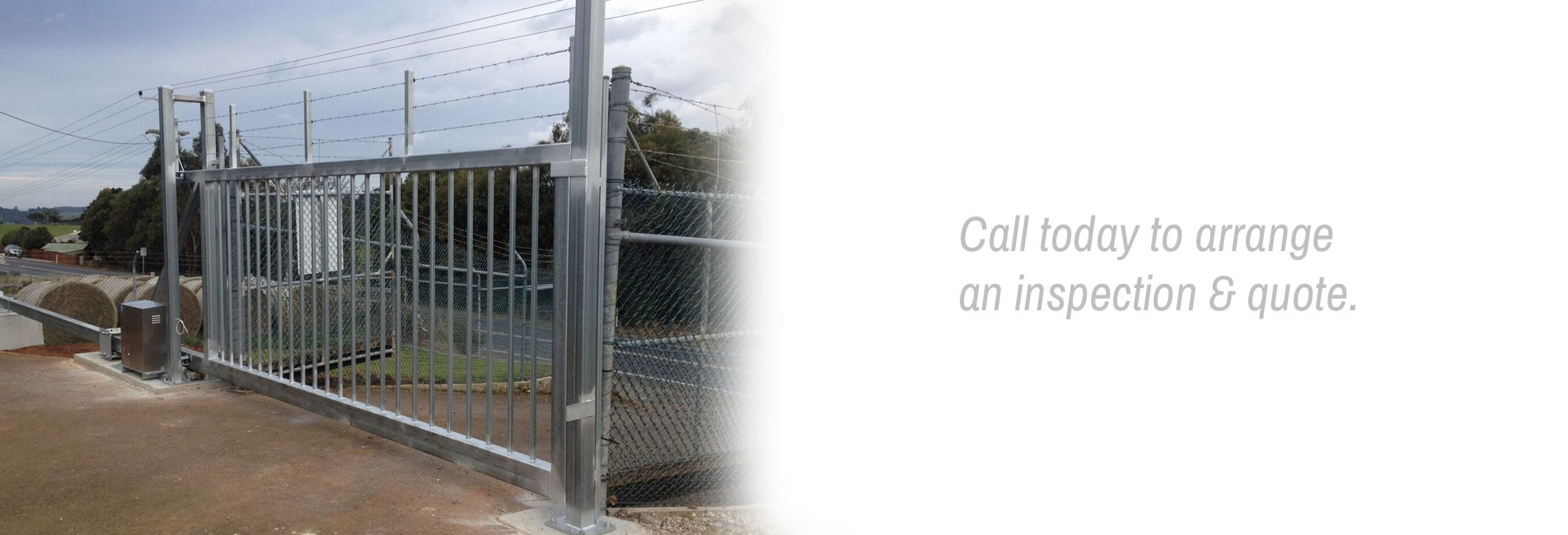 Electric Fences Burnie, Sliding Gates Port Sorell, CCTV Installations Ulverstone
