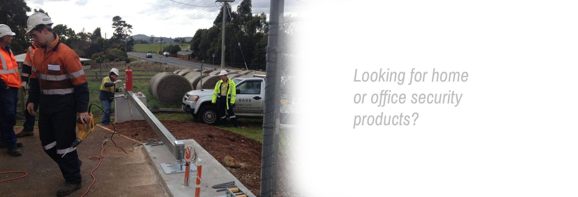 Security Services Devonport, Access Control Launceston, Electric Fences Burnie