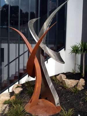 Artistic Steel Tullamarine, , Art Metal Hawthorn, Metal Garden Art South Yarra