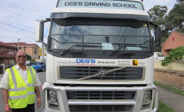 Truck Licensing Liverpool, Truck Driving School Parramatta, Multi Combination Licence Campbelltown