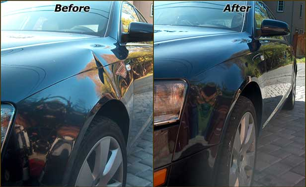 Hail Damage Repairs Hamlyn Heights, Mobile Dent Removal Newcomb, Cut & Polish Newtown
