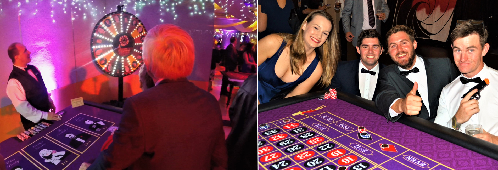 James Bond Casino Hire Mandurah, Casino Hire Joondalup, Casino Night Rockingham