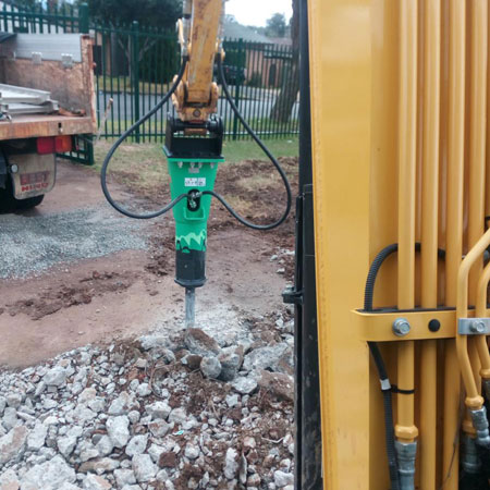 Rock Grinding North Shore, Professional Landscaping North Sydney, Stormwater Management Killara