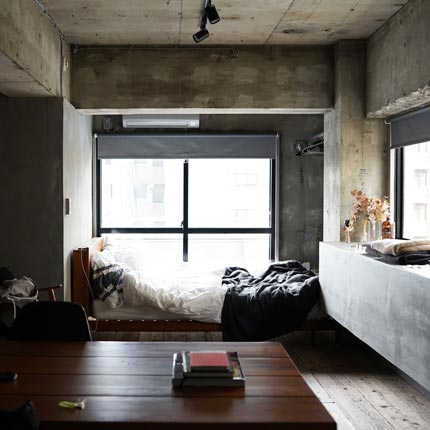 Great Use Of Space In Tiny Sydney Loft Or Studio Apartment