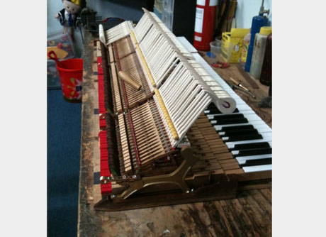 Piano Hammer Drilling & Cutting Brisbane, Piano Restringing & Polishing Melbourne, Piano Repairs & Servicing Perth